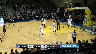 Highlights: Orlando Johnson (16 points)  vs. the Warriors, 11/27/2015