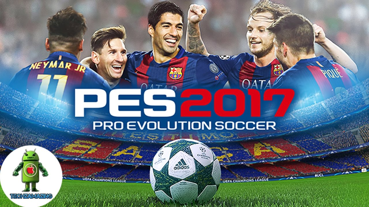 pes 2017 pro evolution soccer ios android gameplay hd youtube