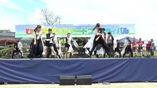 KIDS DANCE ~SPACE  H・A・G  <踊狂>さん part11