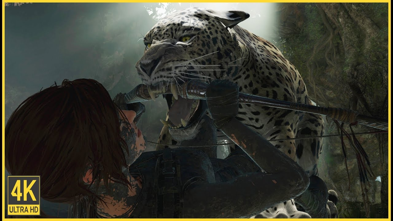Shadow Of The Tomb Raider Jaguar Boss Fight Defeat The Empress