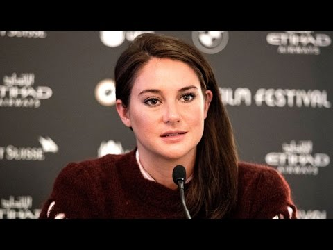 Shailene Woodley Arrested at Dakota Access Pipeline Protest