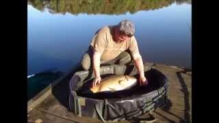 Carp Fishing in France Cavagnac lake 2