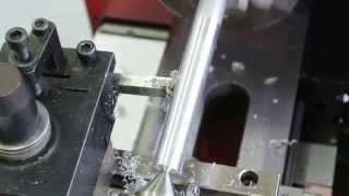 เครื่องกลึง CNC ขนาดเล็ก กลึงทดสอบ