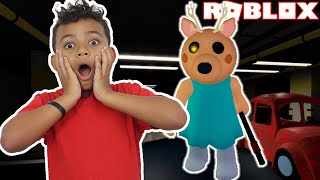 ROBLOX PIGGY BOOK 2 CHAPTER 2 ESCAPING THE STORE