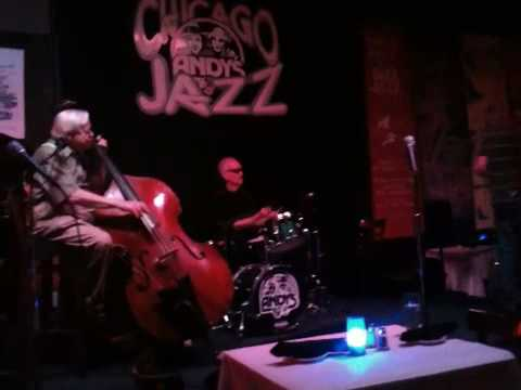 Andy's Chicago jazz bar