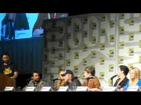 Falling Skies Season 2 Panel Part 2 Comic-Con 2012