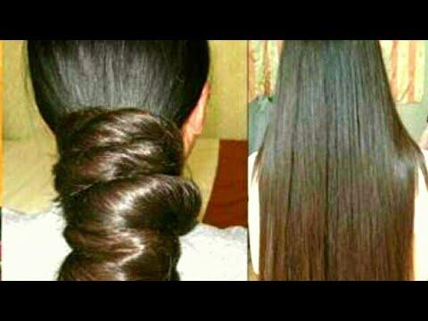 Como tener el cabello largo y rapido