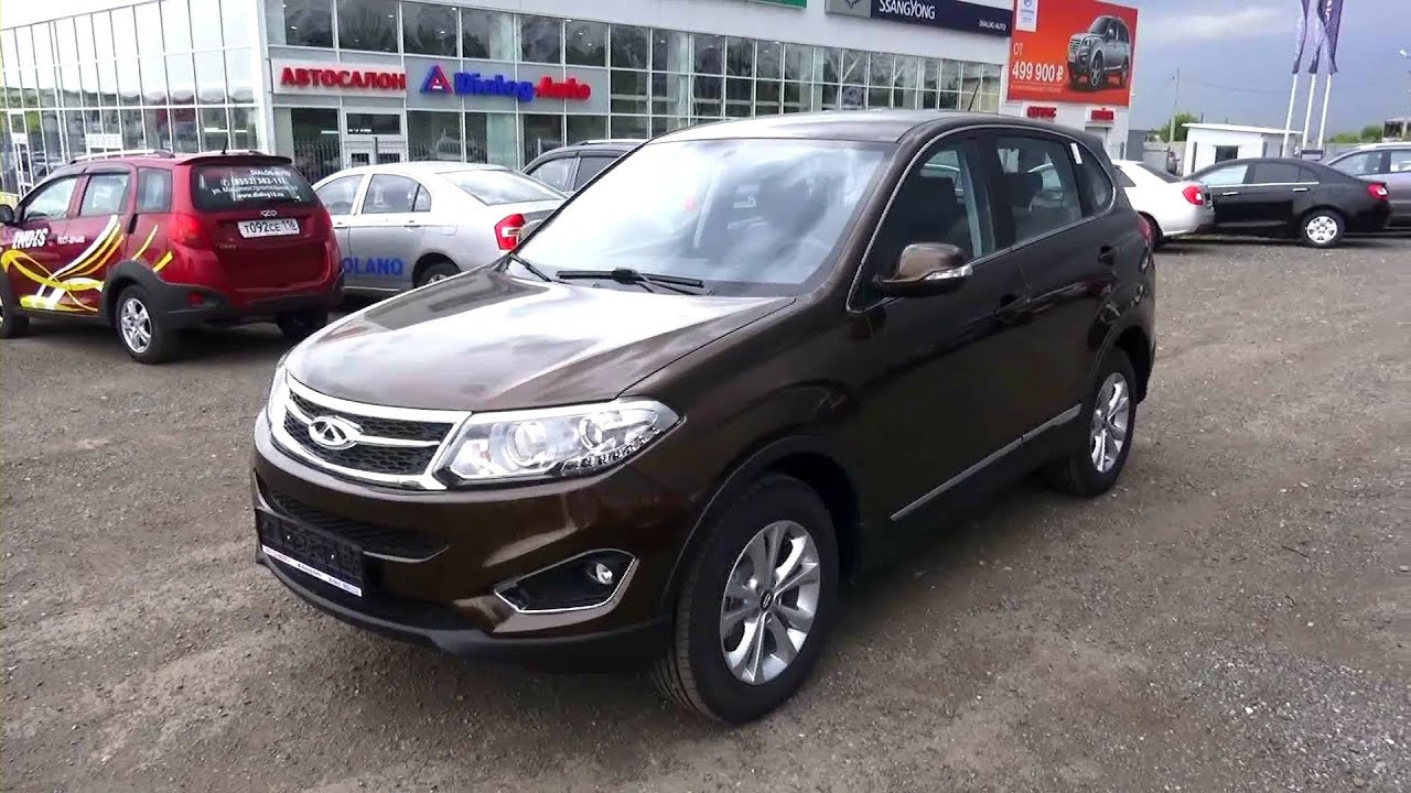 2014 Chery Tiggo 5 Start Up Engine And In Depth Tour Youtube