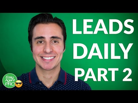 Let's Setup The Ad That's Getting This Real Estate Agent DAILY LEADS!