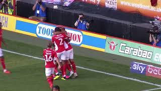 Charlton 2-0 Barnsley