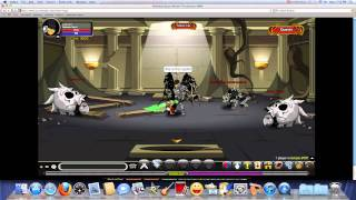 AQW: Temple Of Doomwood Bonus Quest (Walkthrough)