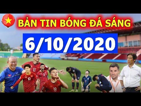 Tin bóng đá việt nam 6/10/2020 văn lâm tuyên bố sốc muốn việt nam tiến thẳng vào world cup 2022