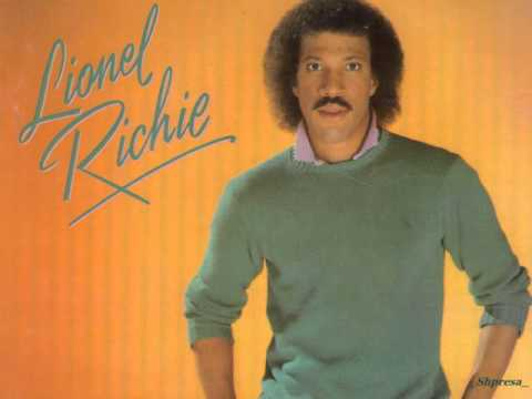 Lionel richie serves you right