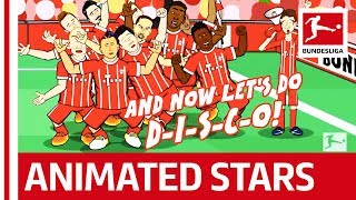 The Bundesliga from A-Z - Powered by 442oons