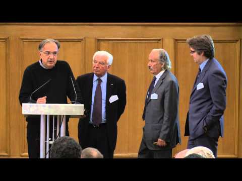 SERGIO MARCHIONNE - Annual Conference - Italian Chamber of Commerce and Industry for the UK