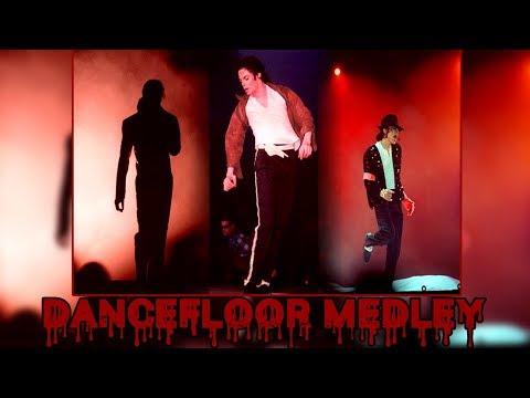 Michael Jackson - Dancefloor Medley (Kai's BOTDF - Live MSG New York 1998)