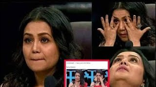 Indian Idol 11: Neha Kakkar's Emotional Breakdown Is Now The Butt Of Jokes On Twitter | TV |