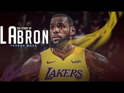 "LeBron James - ""LABRON"" (LAKERS HYPE) ᴴᴰ"