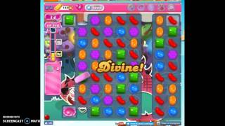 Candy Crush Level 1511 help w/audio tips, hints, tricks