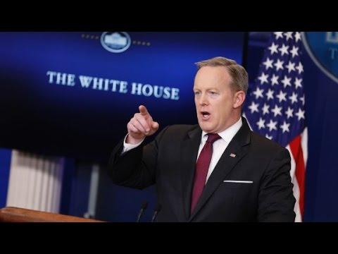 Spicer cracks down on White House leaks