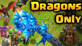 BACK TO COC FOR TOWN HALL 12 & ELECTRO DRAGON | ALL ELECTRO DRAGON ATTACK CLASH OF CLANS