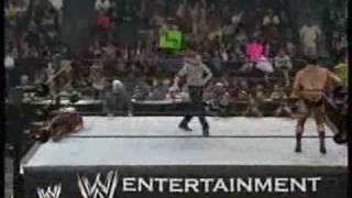 wwe batista vs kane armageddon 2002