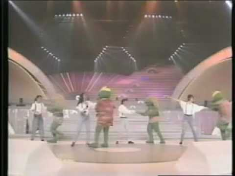 Dicky Cheung, Alex To and Sally Yeh Are Dancing With the Teenage Mutant Ninja Turtles