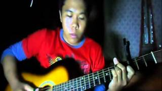 Mirae by kiroro fingerstyle cover arranged by Man Cheng sorry for t...