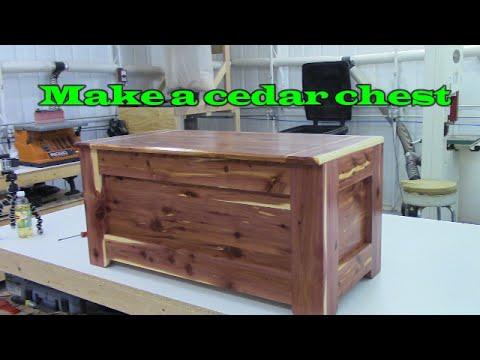 Make a Cedar Chest