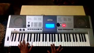 JEENA JEENA {badlapur} piano tutorial