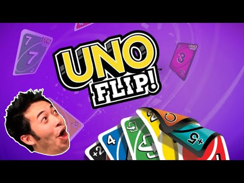 Uno Flip Gameplay |