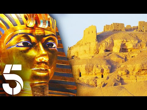First Look Inside An Undiscovered Tomb | Opening Egypt's Tombs | Channel 5 #AncientHistory