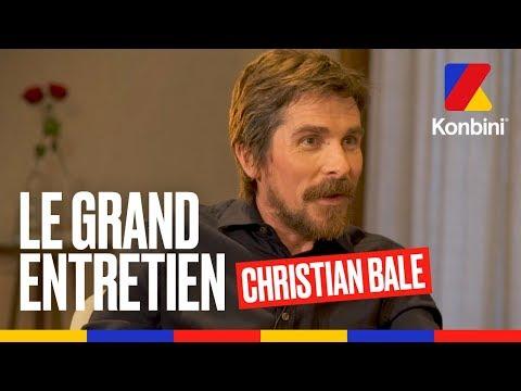 Entretien : les faces cachées de Christian Bale