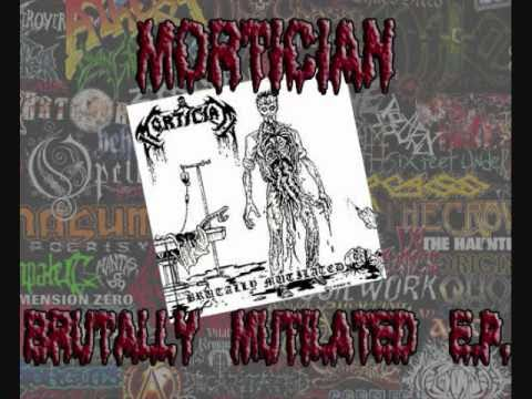 Mortician - Brutally Mutilated (demo) FULL E.P. (All 3 Tracks!) thumb