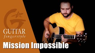 Mission Impossible - Fingerstyle with Gitarin / Theme Song