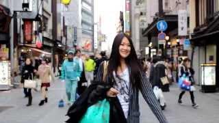 People Watching: Japan (Winter 2014 Namba, Osaka, Japan)
