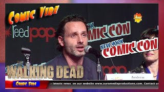 The Walking Dead Panel (Full) | New York Comic Con - Season 3