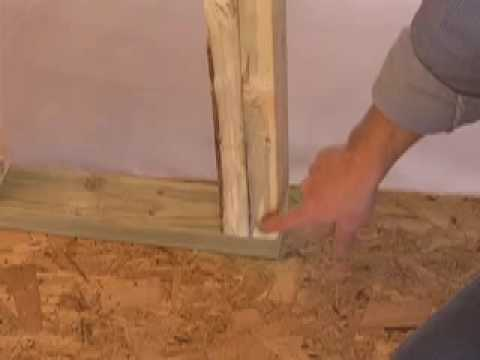 Superb ACCURATE DOOR FRAMING FOR PREHUNG INTERIOR DOOR (CC)   YouTube