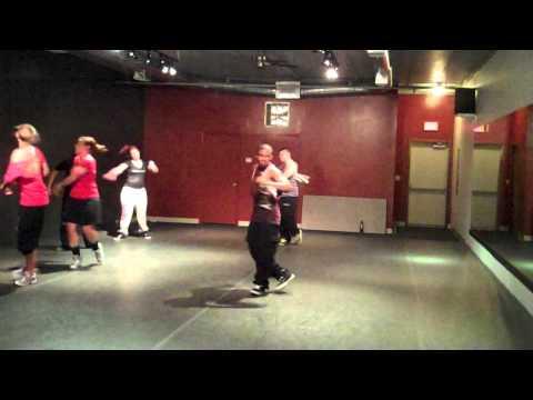 Point B Dance - Shon Mack - Hip Hop 1/13/11