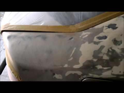 Cмотреть онлайн покраска авто в гараже слабонервным не смотреть 18 ЛЕПИЛОВО