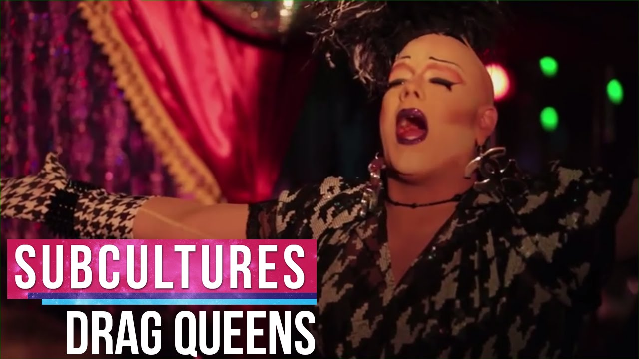 Drag Queens feat. Raja Gemini & Vicky Vox | SubCultures