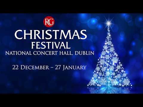 Christmas Festival at the National Concert Hall, Dublin