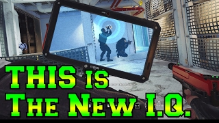 THIS is the NEW IQ - Fast and Aggressive - Rainbow Six Siege Velvet Shell