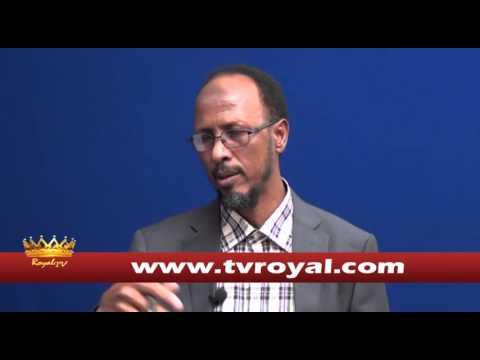 Barnaamijka Kulanka Royal nairobi kenya 30 10 2015