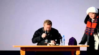 Олег Стеняев. Лекция 1. Часть 5 - Харизматическое движение и иные языки.