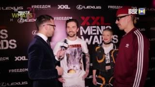 Первая церемония награждения мужчин XXL MEN'S AWARDS на телеканале Music Box!