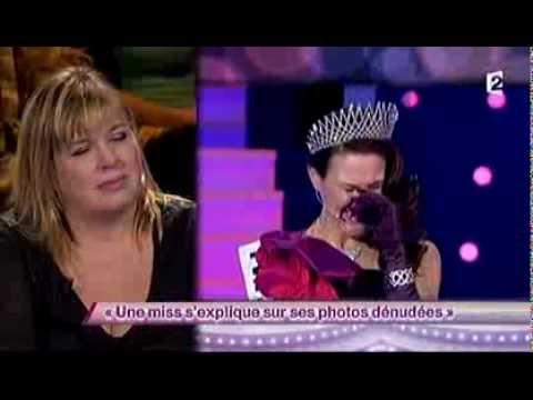 Antonia [6] Une miss s'explique sur ses photos dénudées #ONDAR