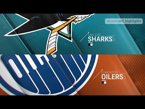 San Jose Sharks vs Edmonton Oilers Dec 29, 2018 HIGHLIGHTS HD