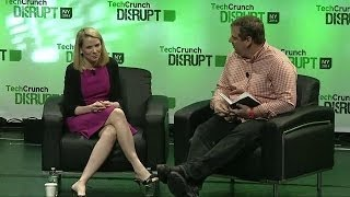 Marissa Mayer On the Last Two Years | Disrupt NY 2014