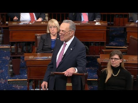 Senate Democrats threaten to kill funding bill if no DACA deal